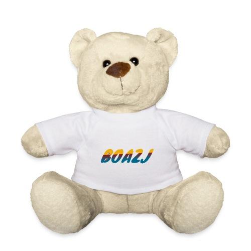 BoazJ Logo - Teddy