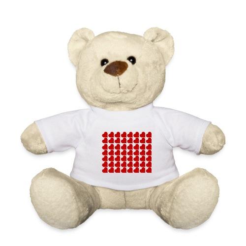 Hearts - Teddy Bear