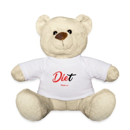 Diet by Fatastic.me - Teddy Bear