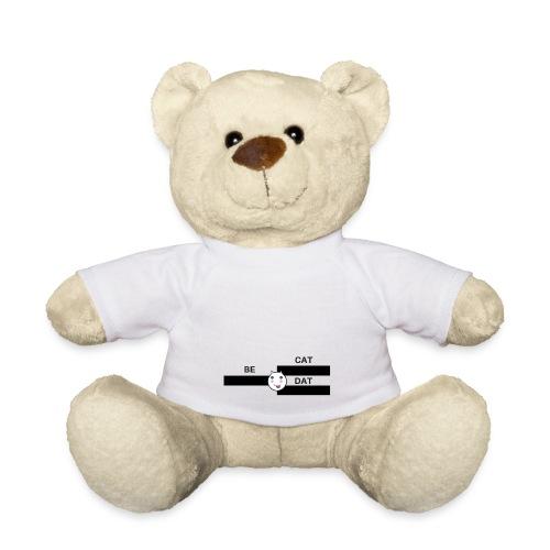 BE DAT CAT - Teddy Bear