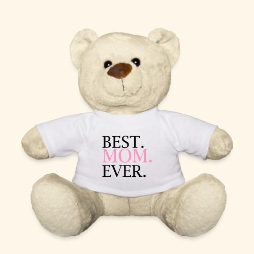 Best Mom Ever nbg 2000x2000 - Teddybjørn