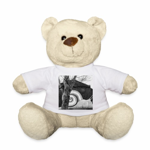 Lazy Snail - Teddy Bear