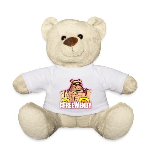 #FreeWendy - Teddy Bear