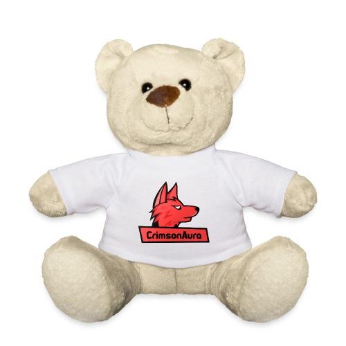 CrimsonAura Logo Merchandise - Teddy Bear