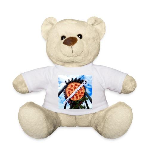 Old McPizzaPerson Logo #2 - Teddy Bear