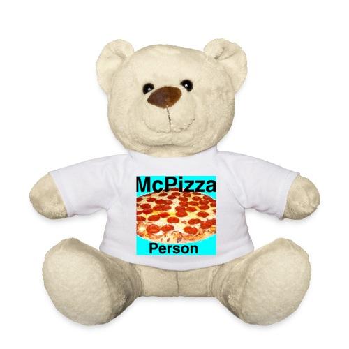 Old McPizzaPerson Logo - Teddy Bear