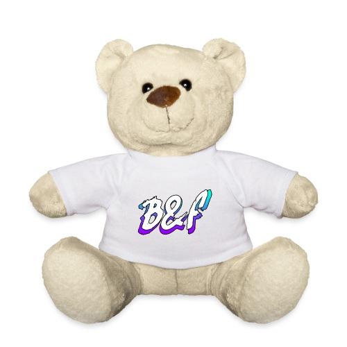 Purple and Blue Fade - Teddy Bear