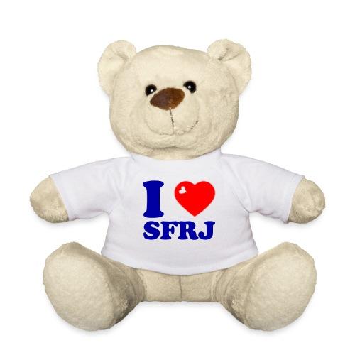 I LOVE SFRJ 3D blue - Teddy