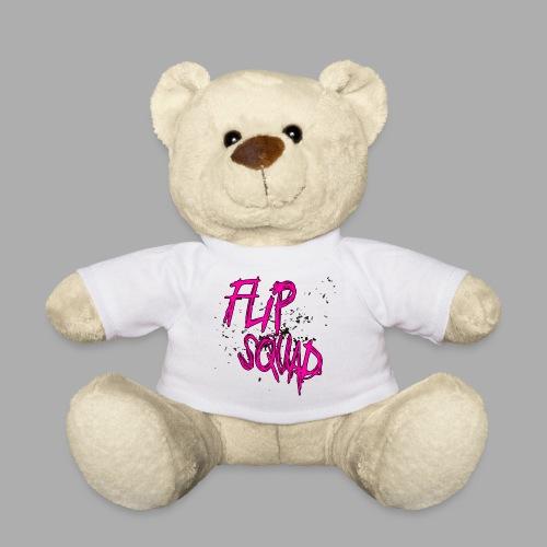 FlipSquad rosa partiklar - Nallebjörn