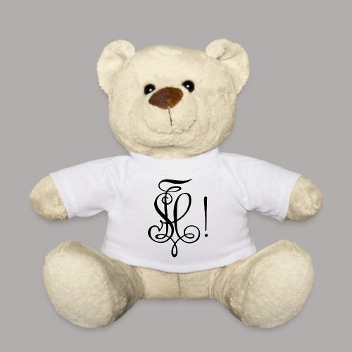 Zirkel, schwarz (vorne) - Teddy