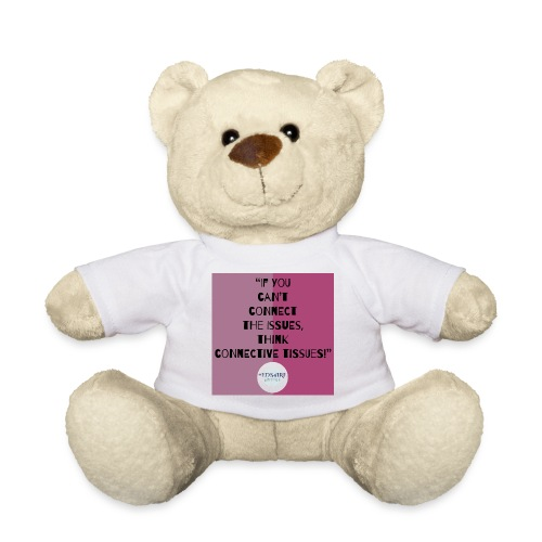Ehlers-Danlos/ Connective Tissue Disorders - Teddy Bear