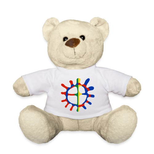 Samisk sol - Teddybjørn