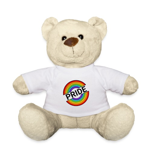 Pride regnbue - Teddybjørn