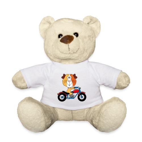MEERSCHWEINCHEN - MOTORRAD - BIKER - MOTORSPORT - Teddy