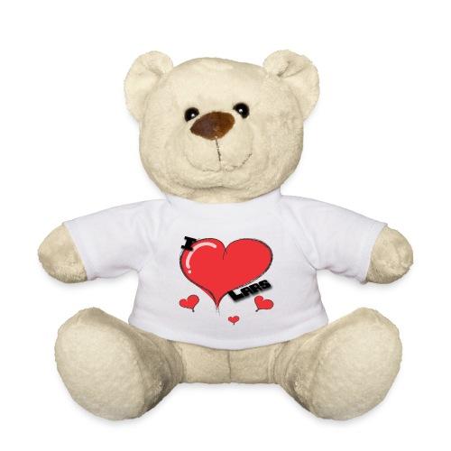 I love Lars - Teddybjørn