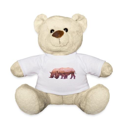Nashorn Alpen - Teddy