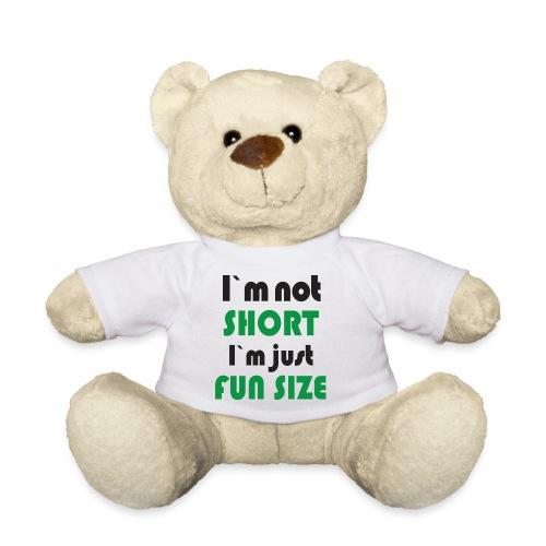 i am not short - Nallebjörn