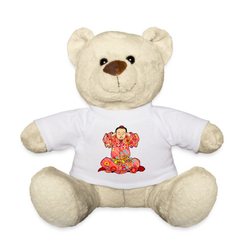 Qigong exercise to treat dizziness - Teddy Bear