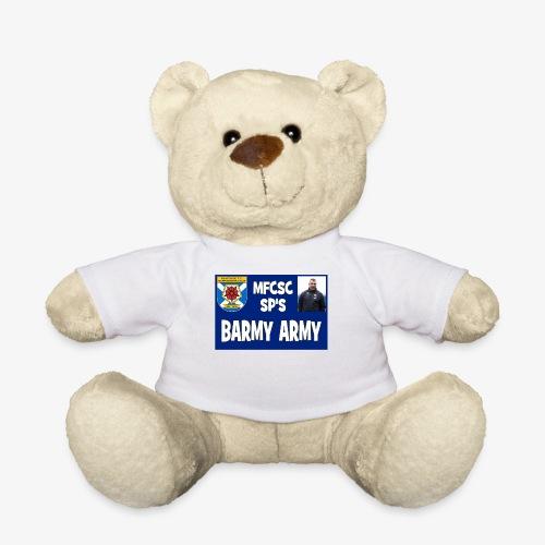 Barmy Army - Teddy Bear