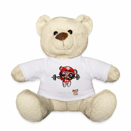 oso deportista - Osito de peluche