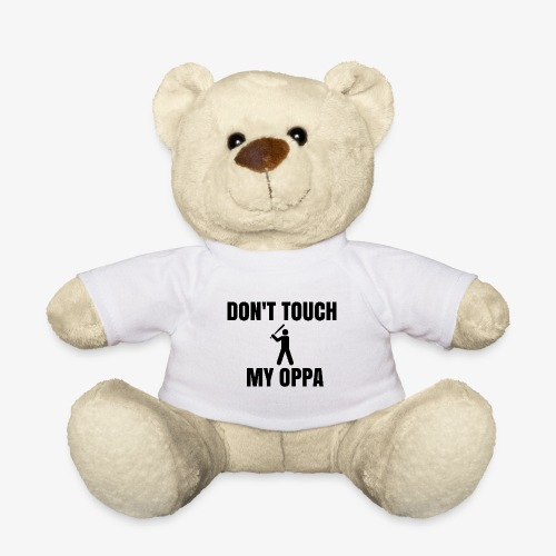 Don't touch my oppa ! - Nounours