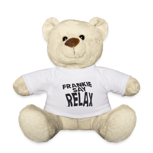 Frankie say relax - Osito de peluche