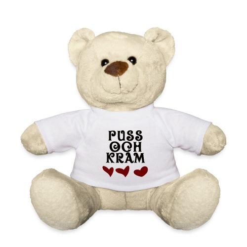 Puss och kram - Nallebjörn
