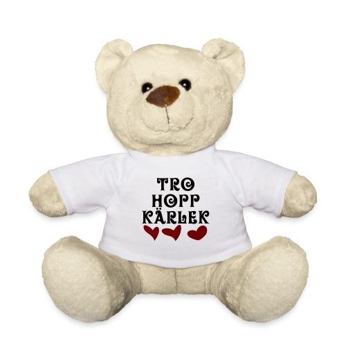 Tro hopp kärlek - Nallebjörn