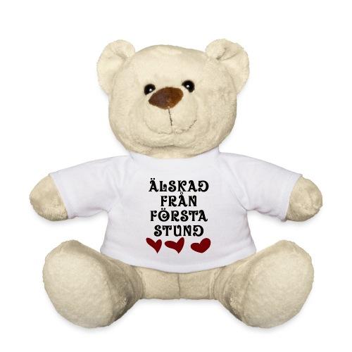 Älskad från första stund - Nallebjörn