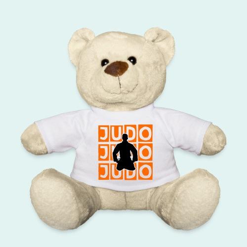 Motiv Judo Orange - Teddy