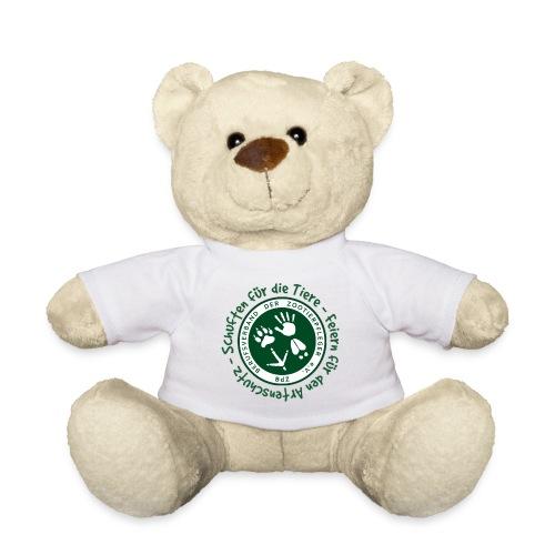Schuften für die Tiere, Feiern für den Artenschutz - Teddy
