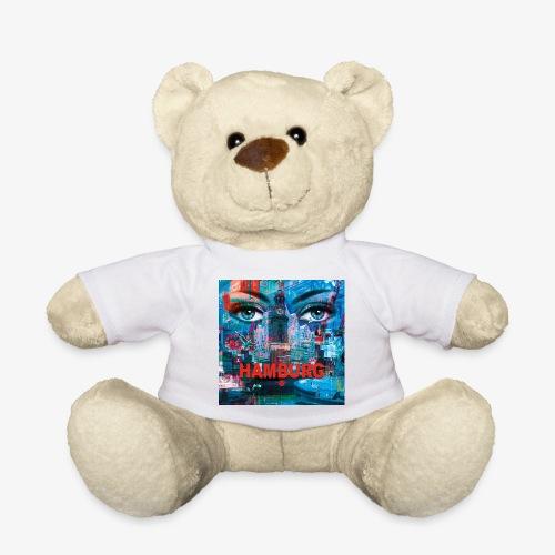01 Faszination Hamburg Blaue Augen Elphi Michel - Teddy
