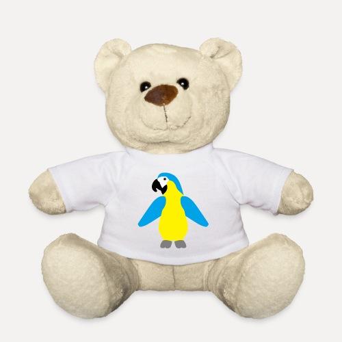 Gelbbrustara - Teddy Bear
