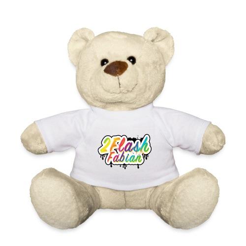 2Flash Fabian weiß - Teddy