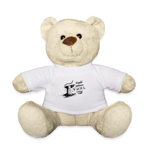 Giving up - Teddy Bear