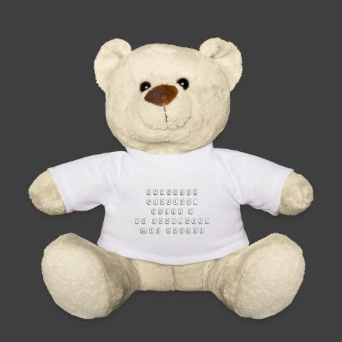 Keyboard - Teddy Bear