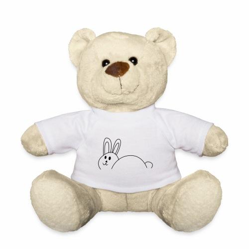 Naiv Kanin - Teddybjørn