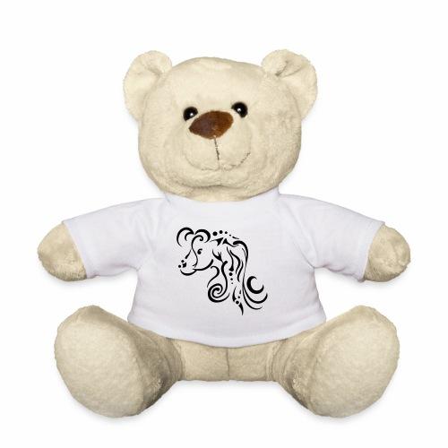Mare, clean tribal design - Teddy Bear