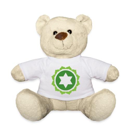 The Heart Chakra, Energy Center Of The Body - Teddy Bear