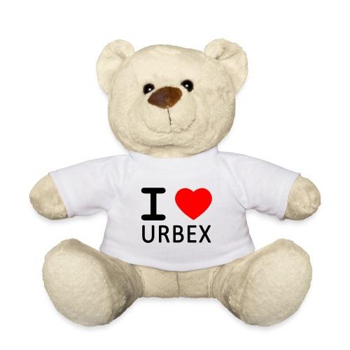 i love urbex - Nounours