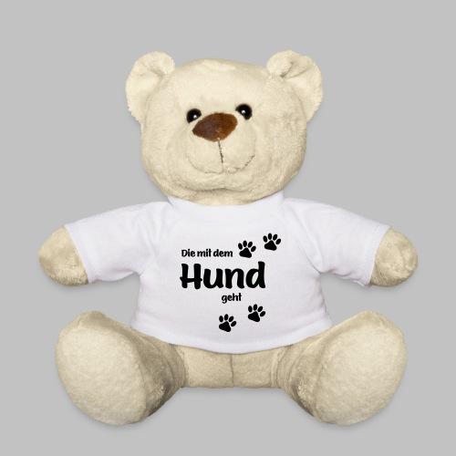 DIE MIT DEM HUND GEHT - Teddy
