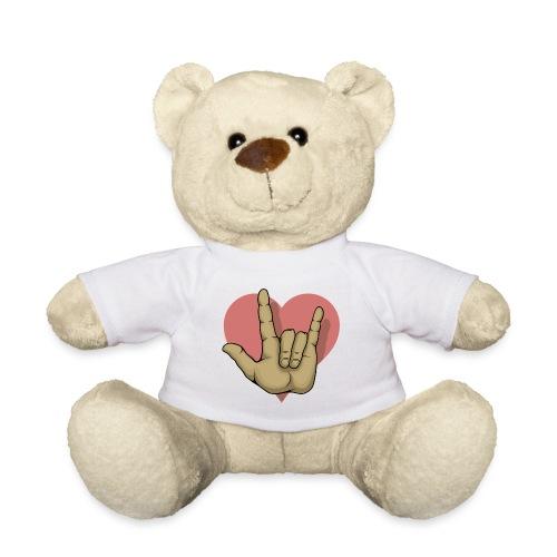 ILY mitHerz - Teddy