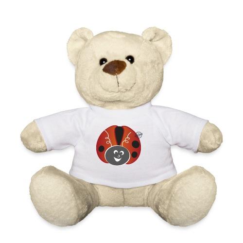 Ladybug - Symbols of Happiness - Teddy Bear