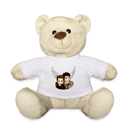 Destiel i farver - Teddybjørn