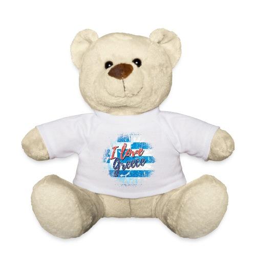 AND LOVE GREECE - Teddy Bear