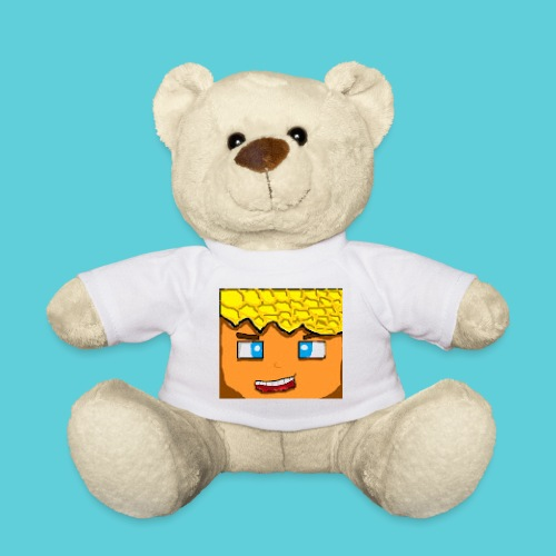 The Crazy Rubz Logo - Teddy Bear