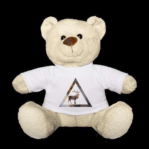 Galaxy Deer Geometry Triangle - Teddy