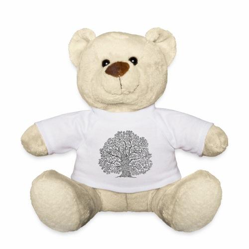 Tree of life - Yggdrasil - Teddybjørn