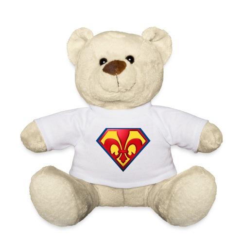 Fabulous Scout - Lilie im Wappen - Teddy