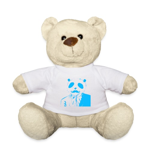 BluePanda Logo - Teddy Bear